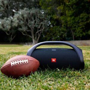 JBL Boombox Portable wireless Speakers Waterproof BoomBox Sound Deep Partybox