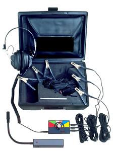 Mawek Geräuschfinder / Geräuschdetektor GRF01