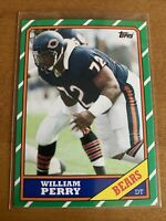 2013 Topps Archives Football #224 William Fridge Perry Short Print Chicago Bears