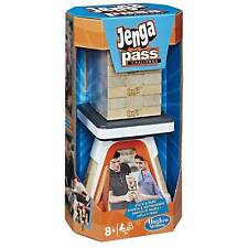 Jenga Pass Challenge Party Game by Hasbro