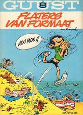 GUUST 08 - FLATERS VAN FORMAAT - Franquin