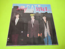 "STRAY CATS - STRAY CAT STRUT 12"" SINGLE UK PRESS EX"
