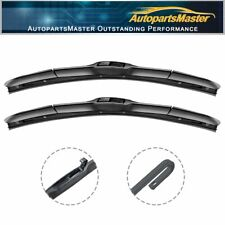 "Hybrid Fit For Dodge Colt 1995-1991 All Season Windshield Wiper Blades 20""+17"""