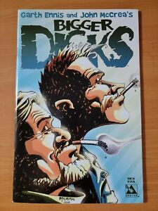 Bigger Dicks #3 Cover A ~ NEAR MINT NM ~ 2002 Avatar Comics