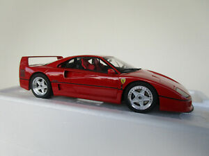 GT Spirit Ferrari F40 rot  1:18 GT291   Nr. 1234 / 2100