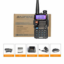 BAOFENG UV-5RE Plus Dual Band U/V 2-way Radio 136-174 / 400-520MHZ UV5R Walkie