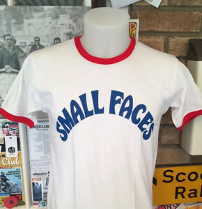 Small Faces Ringer T Shirt