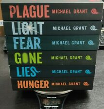 Gone Series Michael Grant Collection 6 Book Set New cover Light, Gone, Hunger,
