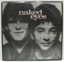 """Naked Eyes ~ Fuel For The Fire ~ , 12"""" Vinyl, ST-17116, EMI Records"""