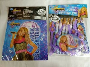 Hannah Montana Party Favor Pack 48 piece Birthday Party New Free Shipping