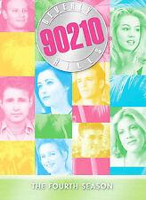 BEVERLY HILLS 90210 4TH SEASON 4 DVD (8 DISC BOXSET) NEW!