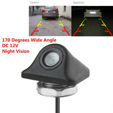 170° 12V Car Rear View Reversing HD Camera Back Up Parking Plate Night Vision