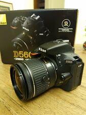 Brand New Original Nikon D5600 + AF-P 18-55mm Digital SLR Camera US SHIP*4