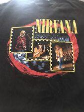 Nirvana Kurt Cobain Rare Vintage T Shirt