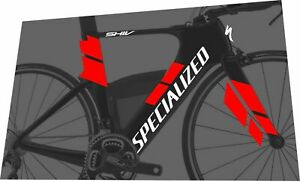 SPECIALIZED Shiv 2016-2018 Fahrrad Aufkleber / Bike Decal Set