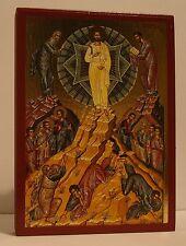 Icona Trasfigurazione Gesù icon icone ИКОНА icono Ikona Trasfigurazione Jezus