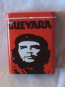 Che Guevara Tobacco Cigarette Tin. Good condition