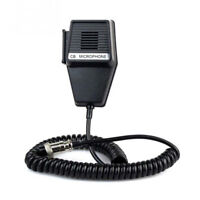 CM4 CB Radio Speaker Mic Microphone 4 Pin for Cobra/Uniden Car Walkie Talkie SHJ