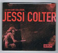 JESSI COLTER - LIVE FROM CAIN'S BALLROOM - 18 TITRES - 2013 - NEUF NEW NEU