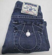 True Religion Ricky Capri Jeans Size 27 Style N32452A98