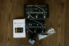 Used Pigtronix Infinity Looper- Incl; box, manual, power adapter and USB cable