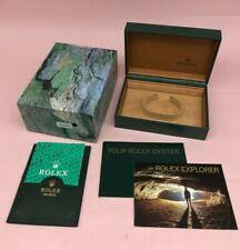 ROLEX GENUINE 114270 EXPLORER Ⅰ Watch box case Booklet 68.00.08 B4130