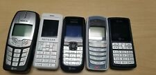 5 different cell phone lot Nokia's, Lg, Netgear. Fast Shipping