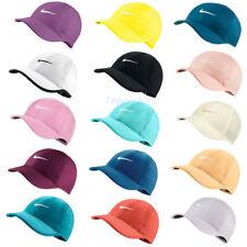 NIKE Women's FeatherLight Tennis Hat Cap Swoosh Dri-Fit Running Training  679424