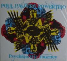 POUL HALBERG POWERTRIO - CD - PsychElectric Journey - BRAND NEW