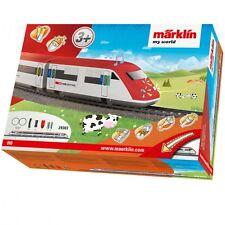 MÄRKLIN 29303 my World Starterset Eisenbahn Licht&Sound Spielzeug Kinder Zug