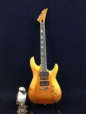 Full Size Haze All Dark-metallic-gold Electric Guitar Gig Bag 3 Picks