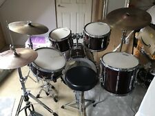 More details for pearl drum set