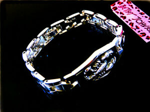 Betsey Johnson Multi-section stainless steel  Scorpion Bracelet