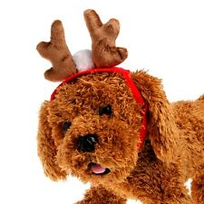 Pet Dog Puppy Cat Hat For Teddy Puppy Animal Shapeshift Christmas Reindeer