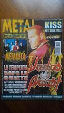 rivista METAL SHOCK 252/1997 Judas Priest, Metallica, KISS, Moonspell, Skyclad