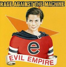 Evil Empire - Rage Against The Machine (1996, CD NIEUW) Explicit Version