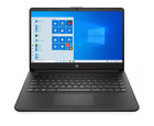 "Hp 14"" Hd Laptop Intel I3-1005g1 4gb 128gb Ssd Windows 10 S 14-dq1025nr - Black"
