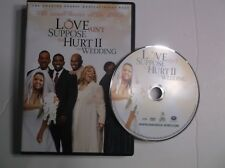 Love Aint Suppose to Hurt II: The Wedding (DVD, 2009) Tommy Ford, Marcus Nelson