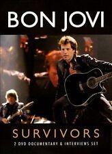 NEW Bon Jovi - Survivors (DVD)