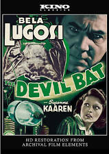The Devil Bat (Blu-ray Disc, 2013) BELA LUGOSI
