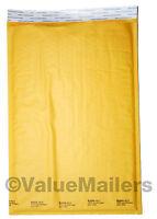 "200 #5 10.5x16 "" Bubble - Lite "" Kraft Bubble Mailers Padded Envelopes Bags"