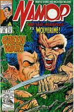 Namor the Sub-Mariner # 24 (John Byrne, Wolverine) (USA, 1992)