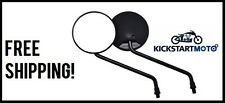 For Honda CT110 CT 110 CT110X Postie Bike Mirrors (Pair) - $18.95 inc delivery