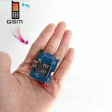 DIY A8 Bug Real Time Quad Band GSM/GPS Tracker Tracking Device Locator Gadgets