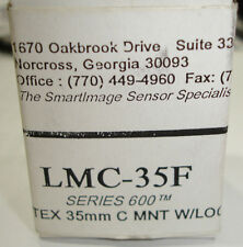 NEW Cognex LMC-35F - Moritex 2/3 35mm Lens w/locks F/1.4 Ships Today