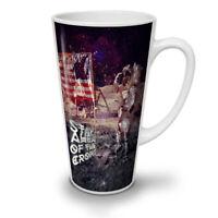 Mission Wellcoda NEW White Tea Coffee Latte Mug 12 17 oz | Wellcoda