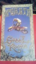 Jeremy McGrath - Steel Roots 1997 VHS Motocross dirt bike Jimmy Button RARE OOP