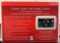 Brand New Honeywell TUXWIFIW Tuxedo Touch Screen Keypad w/ Built-In Wi-Fi White