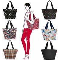 Reisenthel Premium Quality Polyester Shopper M Shopping Tote Shoulder Bag
