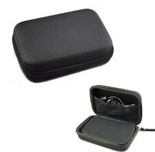 GPS Carry Case in Black For TomTom Go Live Top Gear Edition GPS Sat Nav Tom